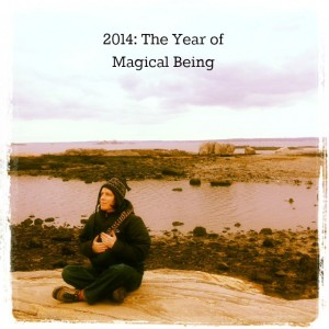 The Year of Magical Being